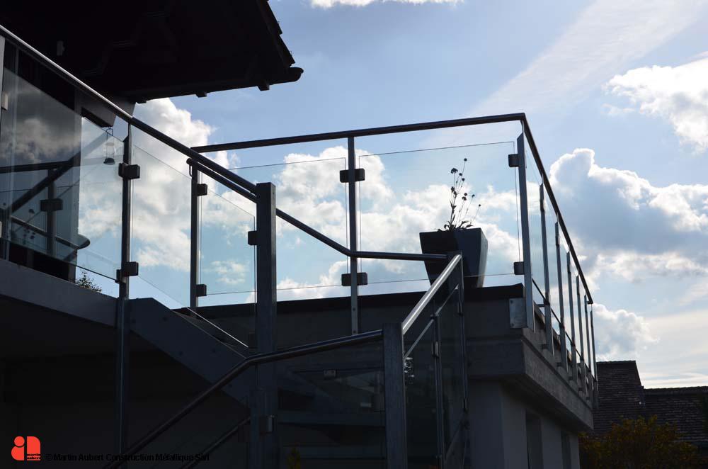143 construction metallique securite c martin aubert for Structure metallique architecture